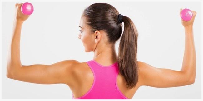 Kesehatan : Makanan Pembentuk Otot