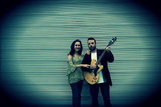 """Virginia Capibaribe & Luiz Eduardo Monteiro com o show """"Billie Melody"""""""