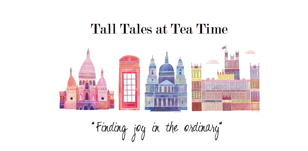 Tall Tales at Tea Time