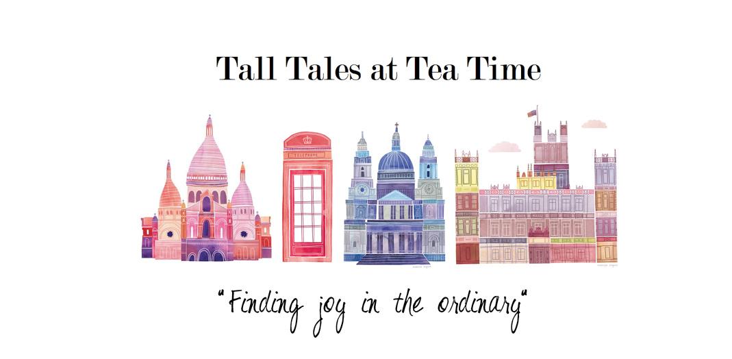 Tall Tales at Tea Time
