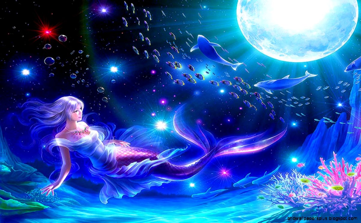 143 Mermaid HD Wallpapers  Backgrounds   Wallpaper Abyss