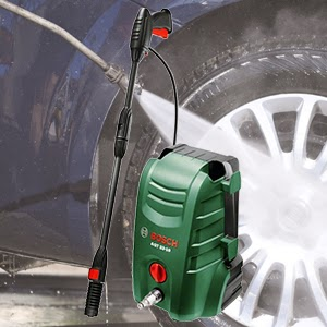 Bosch - AQT 33-10 - Home and Car Washer (1.7HP) | 1.7HP Bosch AQT 33-10 Car Washer Online - Pumpkart.com