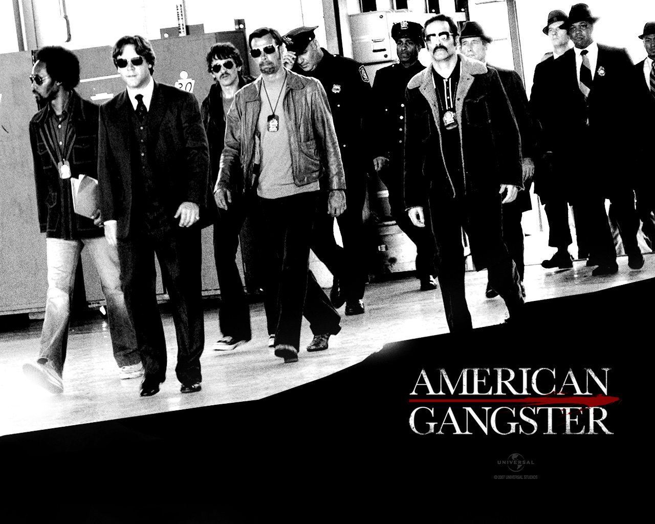 american gangster Amazoncom: american gangster (2-disc unrated extended edition): denzel  washington, russell crowe, chiwetel ejiofor, josh brolin, lymari nadal, ted.