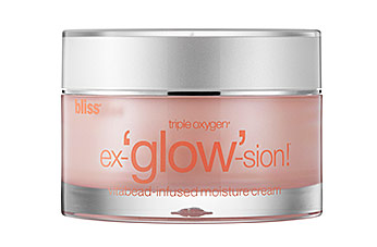 Bliss, Bliss Triple Oxygen, Bliss Triple Oxygen Ex-Glow-Sion Vitabead-Infused Moisture Cream, Bliss moisturizer, skin, skincare, skin care, face cream