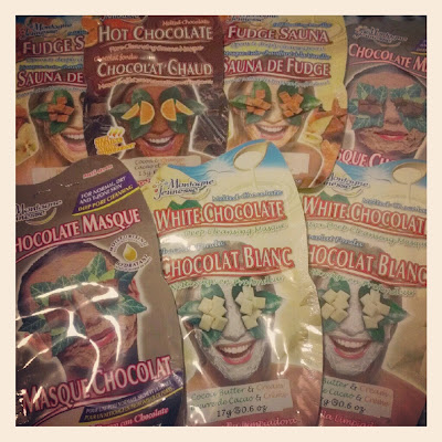 Montagne Jeunesse 'Chocolate' collection