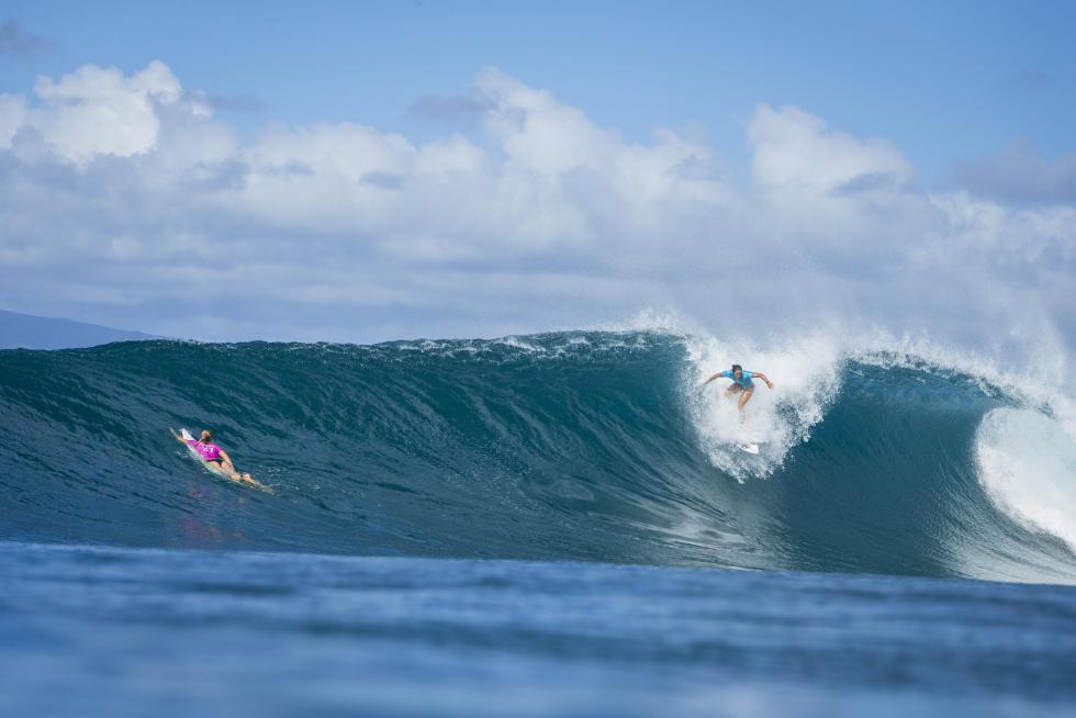 8 Johanne Defay FRA 2015 Target Maui Pro Fotos WSL Kelly Cestari