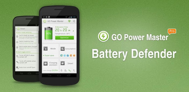 GO Power Master Premium (Save Battery) v3.15