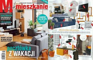 poduszki z tendom.pl w M jak Mieszkanie