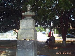Plaza Bolívar de Tacuato