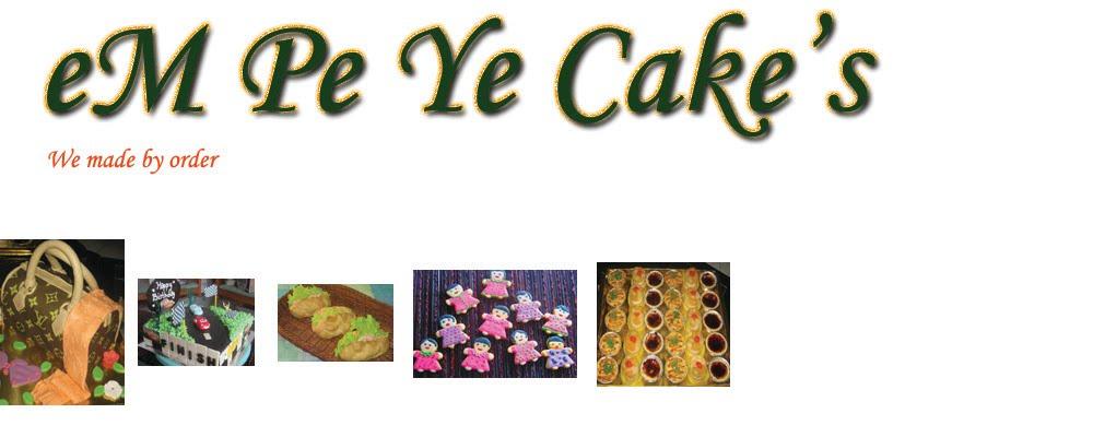 eM Pe Ye Cake's