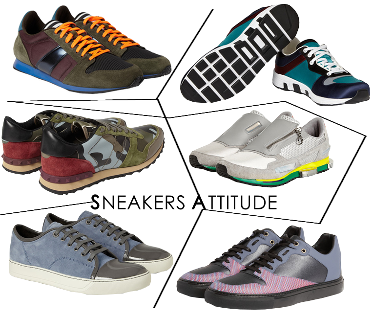 mens luxury sneakers