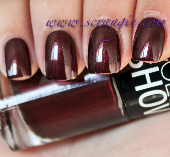 Scrangie: Maybelline Color Show Limited Edtion Fall 2012 Nail ...