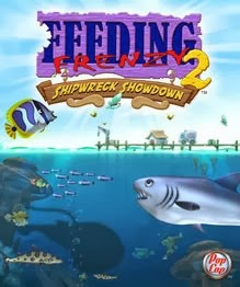 Feeding Frenzy 2 Shipwreck Showdown Cover Art