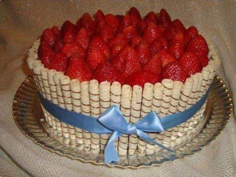 Como fazer decoração de bolos de aniversario