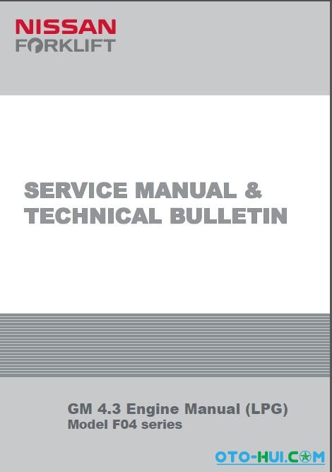 Auto Repair Manuals  Nissan Forklift Service Manual Dvd 2011