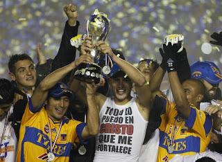 Tigres UANL Campeón del torneo mexicano 2011