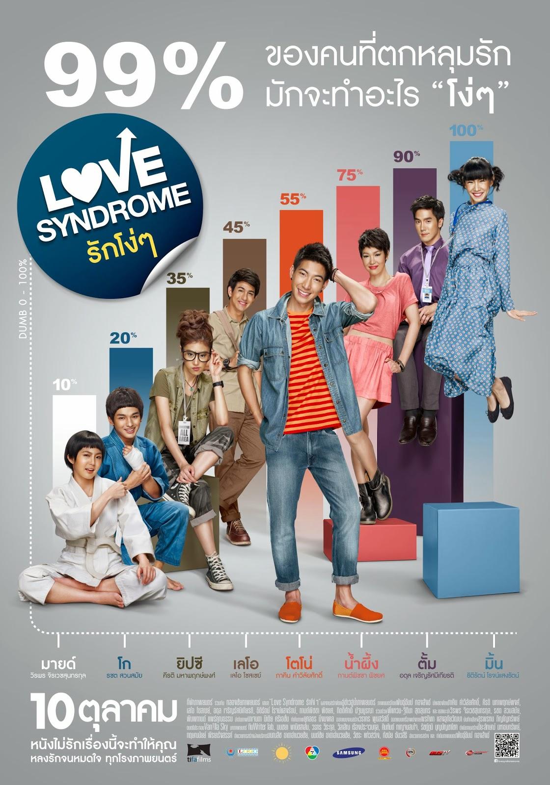 Yêu Là Yêu - Love Syndrome (2014)