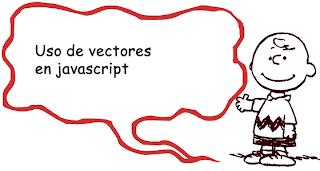 Uso de vectores en javascript