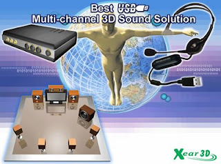 Best USB Multi-Channel 3D Sound Solution