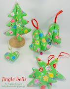 Χριστουγεννιάτικα χειροποίητα διακοσμητικά, στολίδια