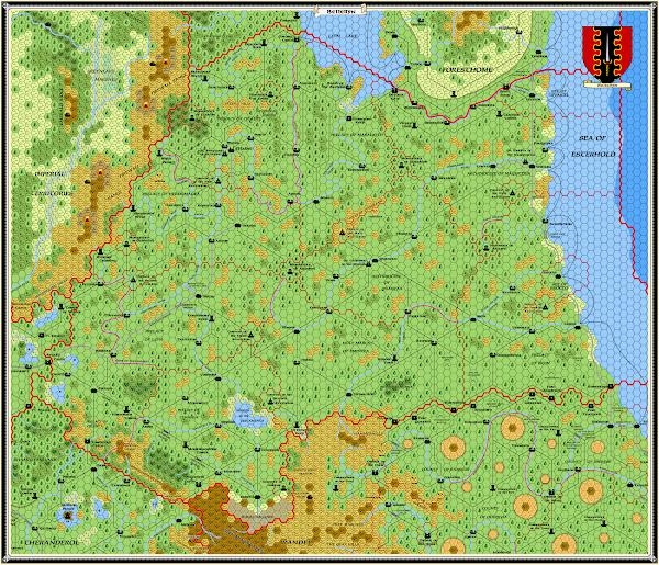 Gazetteer Map Bettellyn Alphatia