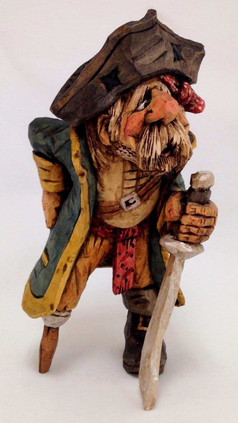 North idaho carver pirate