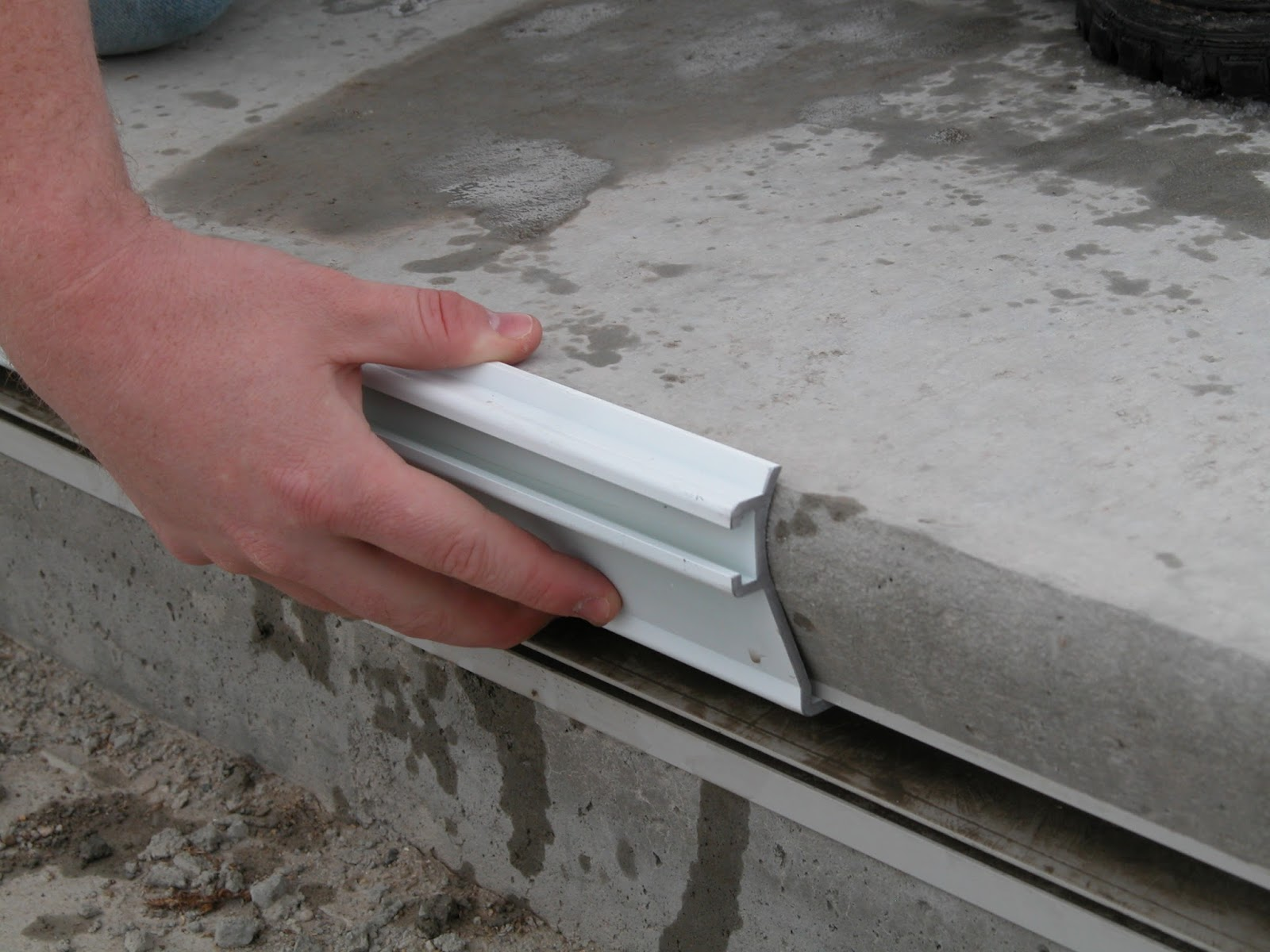 Concrete Form Spacers : Coverstar safety swimming pool covers for automatic and