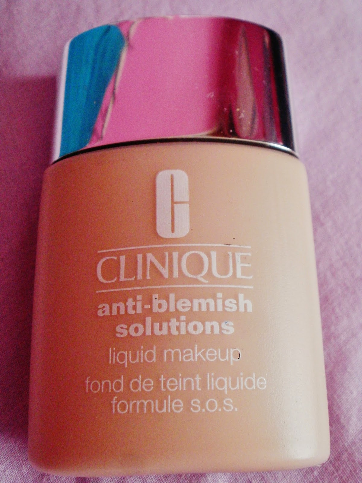 Clinique Anti Blemish Solutions Foundation