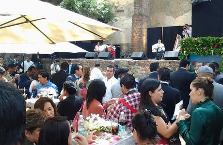 Festival Internacional Cervantino, Guanajuato, Alhóndiga de Granaditas,