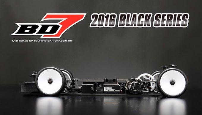 Yokomo BD7 2016 Black Series
