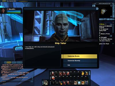 Star Trek Online - Starship Tailor