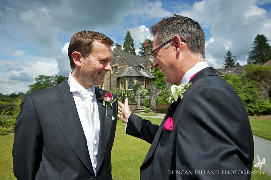 Cragwood Country House Hotel Cumbria Wedding