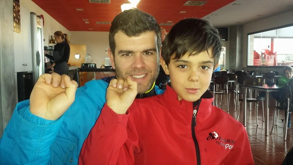 Con mi amigo Fernando