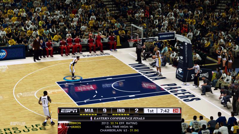 NBA 2K13 New ESPN Scoreboard Mod - NBA2K.org