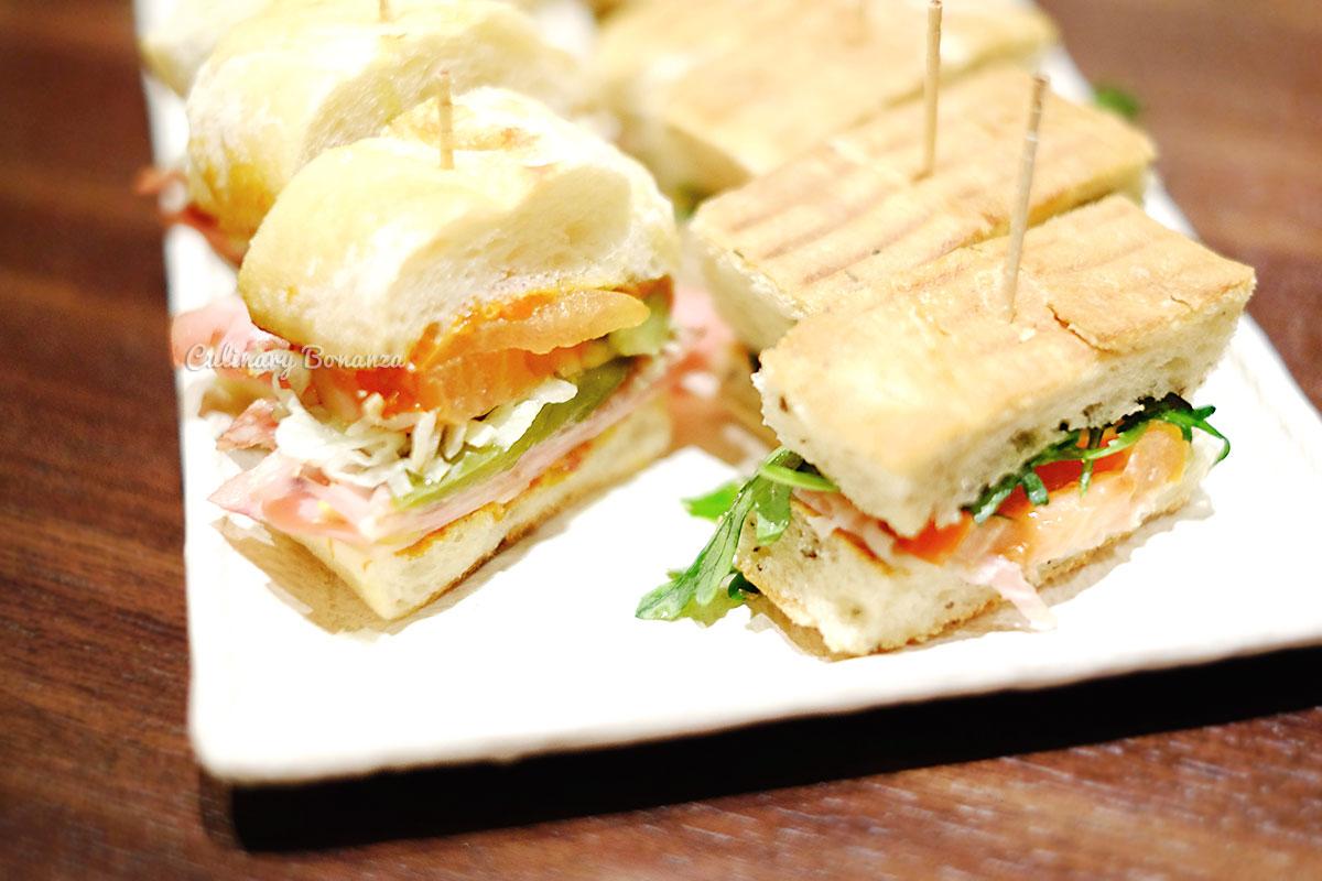 Sandwiches at Sapori Deli, Fairmont Jakarta (www.culinarybonanza.com)