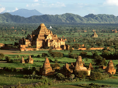 (Philippines) - Myanmar - Bagan