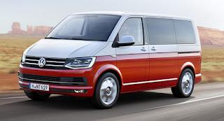 La nueva Volkswagen California