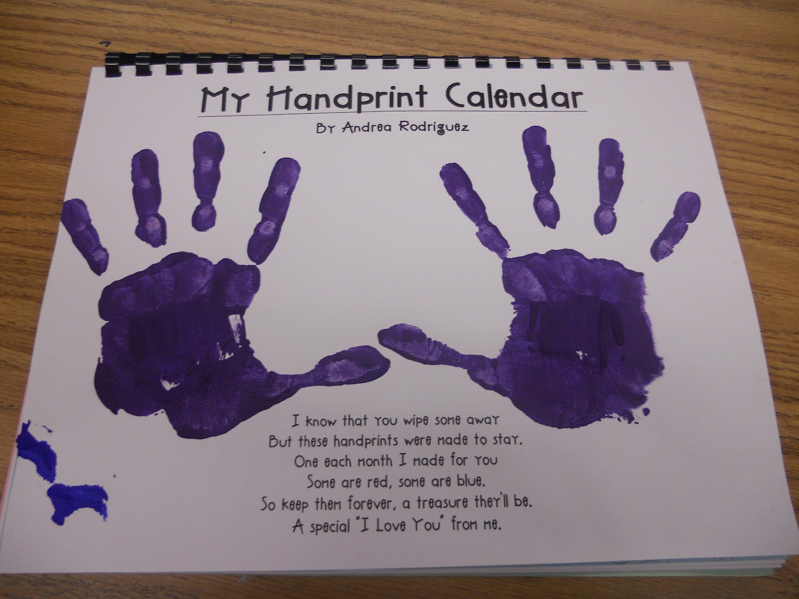 Calendar Ideas Early Years : The sharpened pencil calendars