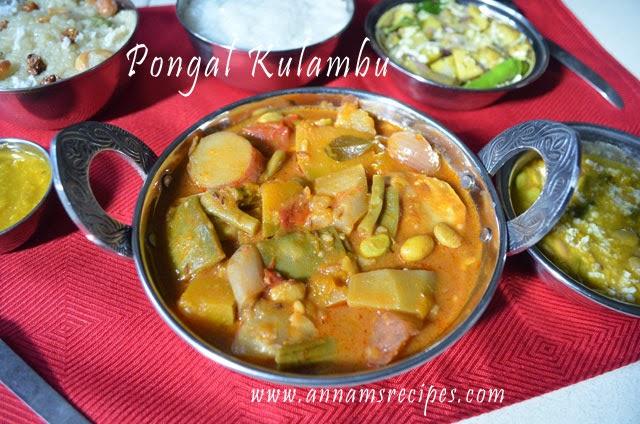 Pongal Kulambu
