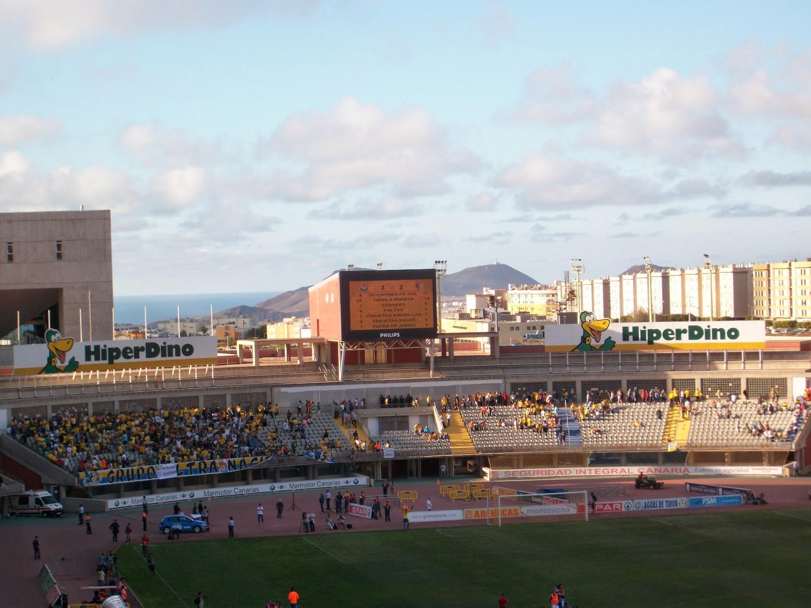 UD Las Palmas 3 SD Ponferradina 2