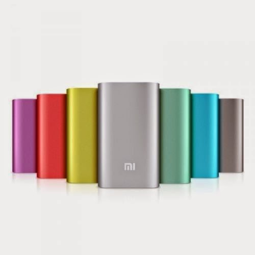 Colorful Xiaomi Power Bank 10400 mah