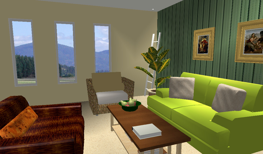 dekorasi ruang tamu ukuran kecil gambar rumah idaman