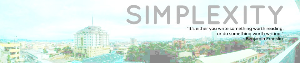 SIMPLEXITY.