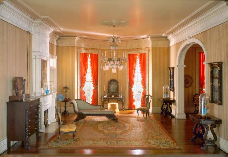 13-1800-1850-Louisiana-Narcissa-Niblack-Thorne-Architecture-Miniature-Models-www-designstack-co