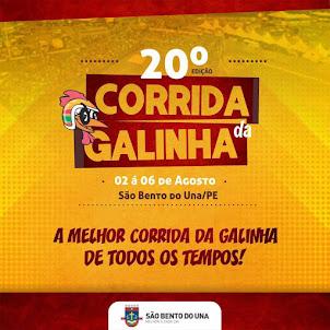 VEM AÍ A MELHOR CORRIDA DA GALINHA DE TODOS OS TEMPOS...