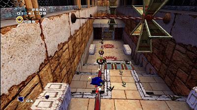 Sonic Adventure 2 Screenshots 1