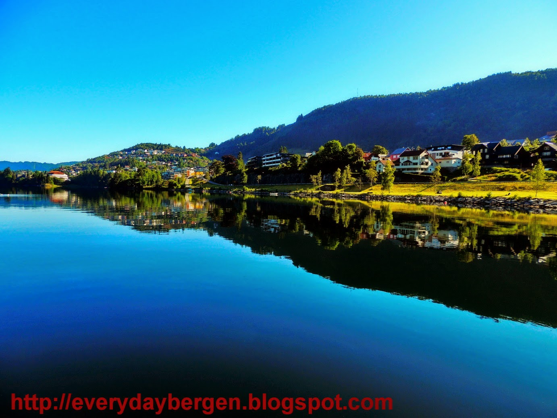 Indre Arna, Bergen, Hordaland, Norway
