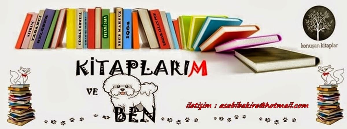 Kitaplarım ve Ben : Kitap Blogu