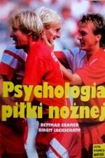 """Okładka książki """"Psychologia piłki nożnej"""""""