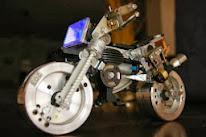 APRENDA A CONSTRUIR UNA MOTOCICLETA DIY